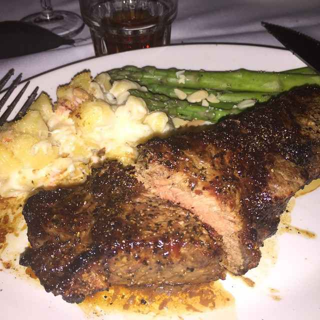 rah laava delfriscos this is one the BEST damn steaks i EVER had in my life